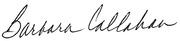 Barbara Signature